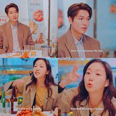 Likes, 75 Comments - 𝑲𝒅𝒓𝒂𝒎𝒂 𝑳𝒐𝒗𝒆𝒓 🌸 Korean Drama Funny, Korean Drama Quotes, Kim Go Eun Style, Korean Best Friends, Kdrama Memes, Kim Woo Bin, Big Bang Top, Gu Family Books, Kdrama Actors