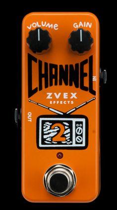 Channel 2 Zvex