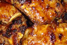 """Linda's Hawaiian Barbecue Sauce for Barbecue Chicken and Ribs -This has got to be the BEST rib sauce ever, and I mean EVER!!! We had a tropical themed birthday party, tripled the recipe and used 3 racks of ribs. It was sooo good, I didn't want to share the leftovers! We'll definitely be making these again. All I can say is, """"WOW!!!"""""""