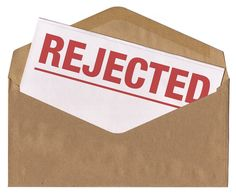 That word... The word rejection is the kind of word that always sprouts major…
