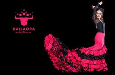 Bailaora Moda Flamenca - Batas de Cola  Info y precios: info@bailaora.eu www.bailaora.eu