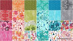 In the Bloom Charm Pack - Valori Wells - Robert Kaufman — Missouri Star Quilt Co.