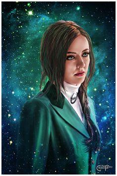 Margot Verger - The Contracting Universe by thecannibalfactory.deviantart.com on @deviantART