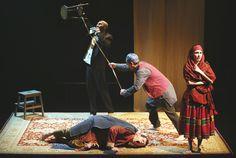 Les Cavaliers, Joseph Kessel, Théâtre La Bruyère, Eric Bouvron © Photo LOT