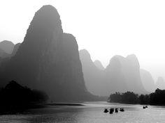 Li River - Guilin, Guangxi, China