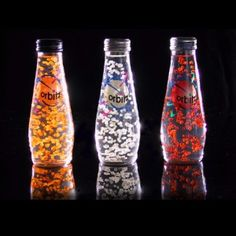 Does anyone else remember when these drinks came out for a short time???