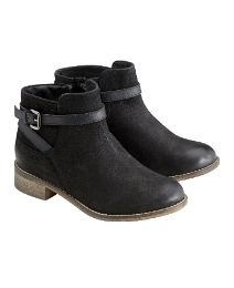 Joe Browns Strappy Ankle Boots EEE Fit
