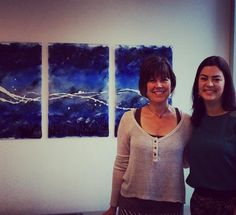 Spirit Strikes in meeting room. Glass art by Jennifer Anne Kelly. Ottawa Art Gallery, Canadian Artists, Glass Art, Tie Dye, Spirit, Collections, Room, Women, Fashion