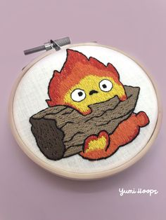 Simple Embroidery, Hand Embroidery Patterns, Pixel Art Objet, Cross Stitching, Cross Stitch Embroidery, Sacs Tote Bags, Stick Poke Tattoo, Anime Crafts, Sewing Crafts