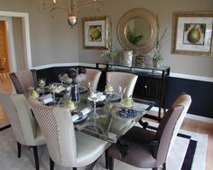 Two Tone Walls Design, Pictures, Remodel, Decor and Ideas - page 2