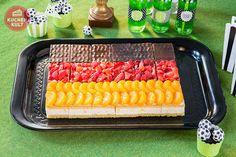 Fußball Party Kuchen Torten