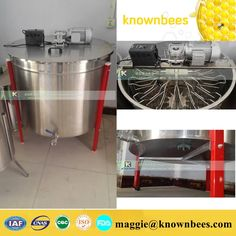1195.04$  Buy now - http://aliqd5.worldwells.pw/go.php?t=32718507579 - 16 frames electric motor honey extractor, electric motor honey extractor 1195.04$