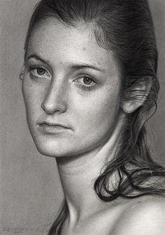 Realistic Drawings by Dirk Dzimirsky