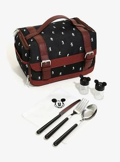 Toys don't have to eat, but we bet they're more than happy to have lunch with you! Inspired by Disney Mickey Ears, Disney Mickey Mouse, Disney Gift, Disney Pixar, The Shining Twins, Scary Terry, Cute Lunch Boxes, Insulated Lunch Tote, Boite A Lunch