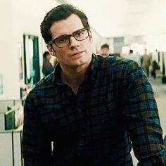 Clark Kent from SDCC BvS trailer