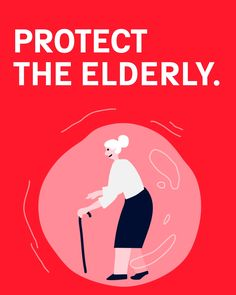 Tips & Advices - Protect the elderly - Corona Virus Illustration by Super. Brand Consultants & Animation by Check it Out Studio Cut Paper Illustration, Teaching English Grammar, Weird Art, Steampunk Clothing, Ad Design, Motion Design, Ram Navmi, Infographic, Character Design