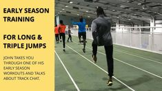In this short video John gives a brief overview of the types of workouts his training group starts with. It's a mix of balance and stability work, with some . Triple Jump, Long Jump, Track And Field, Athlete, Train, Seasons, Workouts, Youtube, Track Field