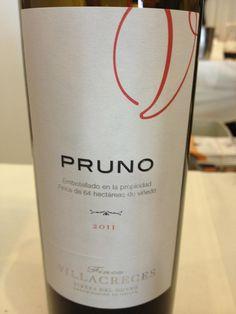 El Alma del Vino.: Finca Villacreces Pruno 2011.