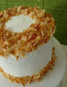 Pina Colada Cake from Sky High Cakes