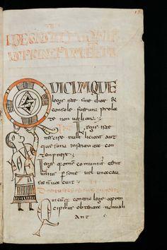 St. Gallen, Stiftsbibliothek, Cod. Sang. 731, p. 19 by Virtual Manuscript Library of Switzerland http://flic.kr/p/ece3H4