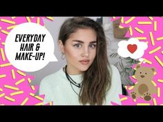 Updated Every Day Hair & Make-up WITH FRIENDS lol | Mika Francis | The S...