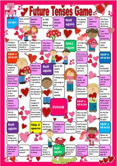 Resultado de imagen para free printable board games to learn english English Teaching Materials, Teaching English Grammar, Grammar Games, Vocabulary Games, Vocabulary Strategies, English Games, English Activities, Spelling Activities, Classroom Activities