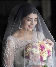 Image may contain: 1 person, wedding Muslim Women, Wedding Dresses, Image, Instagram, Fashion, Bride Dresses, Moda, Bridal Gowns, Fashion Styles