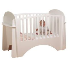 lindam solo cot, no screws, 7 pieces slot together