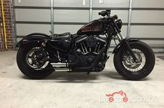 2015 Harley-Davidson Forty-Eight (XL1200X)