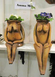 .head planter