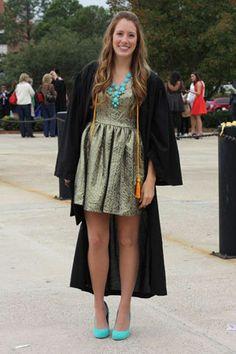 Graduation Dress College