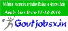 Indian Railways has displayed the job notification as Multiple Vacancy at #IndianRailways Across India. Organization is going to hire the eligible applicants for filling up the 60000 Multiple Vacancy throughout the India. #govtjobs