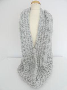 Snood, tricot cette fois… | Libertylle