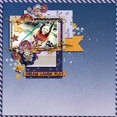 Dream Laugh Play by chocochoco | ForeverJoy Designs ~ Night Lights http://the-lilypad.com/store/FOREVERJOY-NIGHT-LIGHTS-KIT.html Fiddle-Dee-Dee Designs ~ Fuss Free: Mini Memories http://scraporchard.com/market/Fuss-Free-Mini-Memories-Digital-Scrapbook-Template.html #joycreated