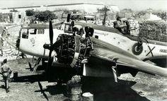 RAF Baltimore at Malta