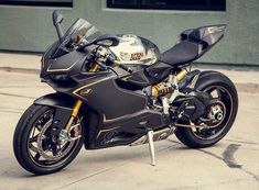 Ducati KH9 Panigale by Roland Sa