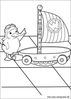 wonder pets coloring page - Google Search   coloring pages ...
