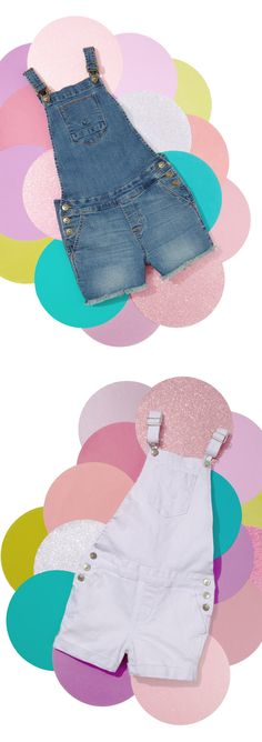 Make anytime playtime with girls denim featuring Hudson.