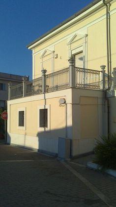 Buildings in Catanzaro Lido