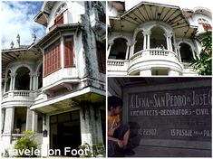 The recollection was like being part of a sepia photograph set in a steep but wide staircase of an old yet well-kept house. We stepped on a gracious caida surrounded by capiz windows to b… Philippine Houses, Old Money, My Childhood Memories, Filipino, Old Houses, Philippines, Mansions, House Styles, Photograph