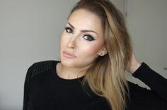 Beauty blogger Riina wearing Lumene CC Cream in shade Deep and CC Powder in Medium / Deep. #CC #lumene