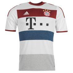 @Adidas #BayerMunich T-Shirt #9ine