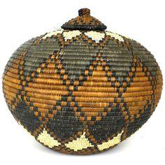 Zulu Wedding Basket - 023 - Ilala Weavers