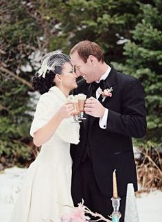 want a winter wedding so badly. but i am so averse to cold weather...