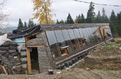 Somebody used our earthship to illustrate drainage!  www.inspirationgreen.com