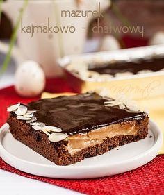 mazurek kajmakowo - chałwowy_nm1