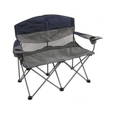 Printed Wolf Camping Chair Hiking Fishing Folding Seat