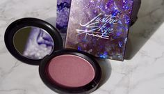 MAC x Justine Skye Purple Highlighter