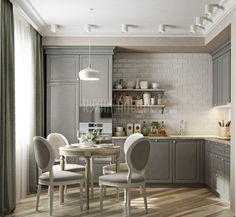 Угловая кухня Берлиоз
