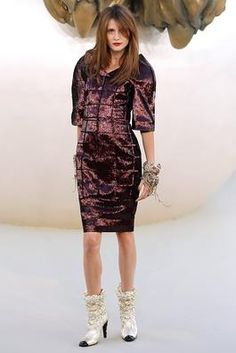 Chanel Fall 2010 Couture Fashion Show: Complete Collection - Style.com